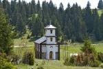 kamena gora - crkva