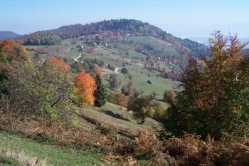 Kamena Gora, idealna za turiste.