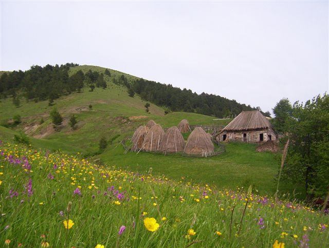 Kamena Gora, idealno mesto za porodicne odmore.