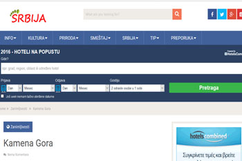 Kamena Gora - Travel.rs