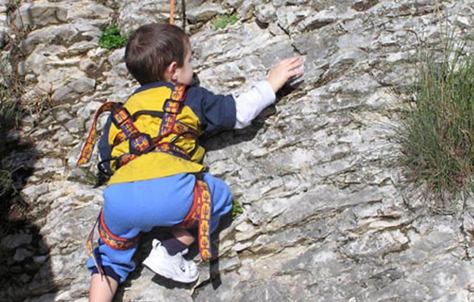 kamena gora penjanje