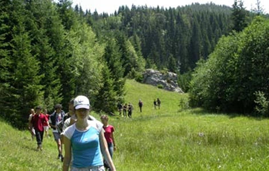 kamena gora planinarenje