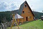 Planinska Kuća na Kamenoj Gori.