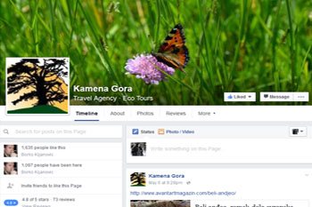 Kamena Gora - Facebook