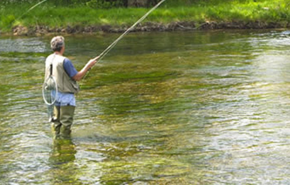 kamena gora lov i ribolov