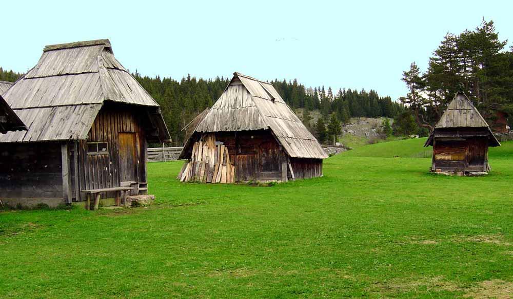 Kamena Gora, mesto za turiste koji vole prirodu.